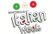 MONTREAL'S ITALIAN WEEK