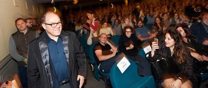 CARLO VERDONE OSPITE DELL'ITALIAN FILM FESTIVAL BERLIN 2015