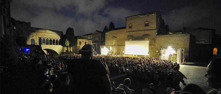 PIAZZA SAN LORENZO - TUSCIA FILM FEST
