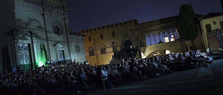 Tuscia Film Fest, Piazza San Lorenzo