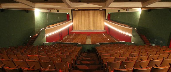 Un'immagine del Cinema Teatro Genio