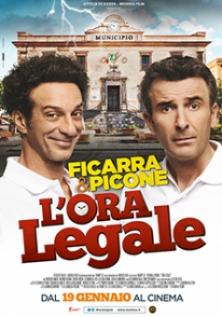 LOCANDINA L'ORA LEGALE
