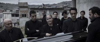 IL REGISTA FRANCESCO MUNZI AL TUSCIA FILM FEST 2015 PER PRESENTARE IL SUO FILM ANIME NERE
