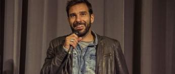 EDOARDO LEO AL TUSCIA FILM FEST