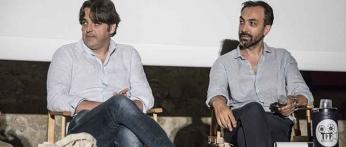 EDOARDO FALCONE E MARCO MARTANI AL TUSCIA FILM FEST