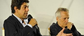 PIERFRANCESCO FAVINO E MARCO BELLOCCHIO AL TUSCA FILM FEST